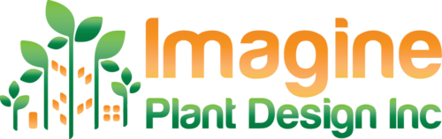 Imagine Plants – Interior Plant Services & Maintenance in Sacramento Retina Logo
